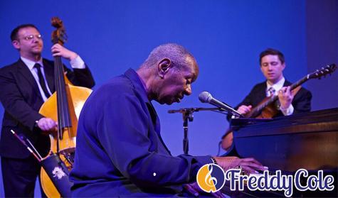 Freddy Cole Sang Vokalis dan Pianis Jazz Lengendaris Dunia